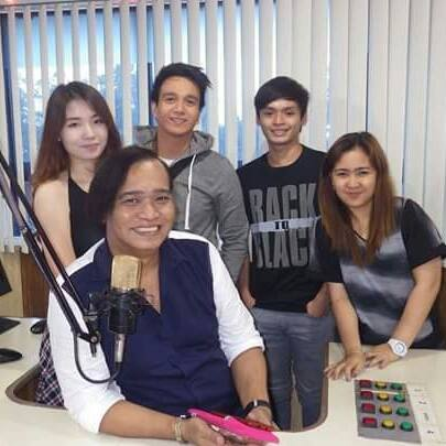 renee garcia with patricia carriedo, kevin posadas, pj ong and ms. jenn tabaoares