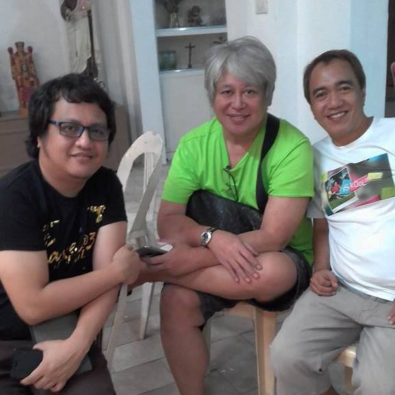 direk frannie with jed balsamo and robert