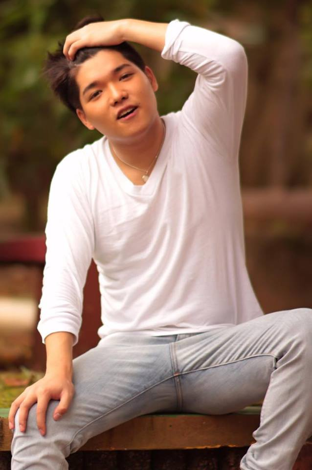 YASSU: A JAPANESE RELATIVE WHO'S WANTING TO BE A PART OF PINOY BIG BROTHER SOON.